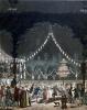The Bastille Ball by Jacques Francois Joseph Swebach
