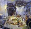 The Champagne by Gaston de La Touche