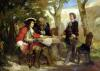 Meeting between Jean Cavalier and Claude Louis Hector by Jules Salles-Wagner