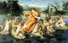 The Rape of Europa by French School