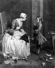 The Governess 1739 by Jean Baptiste Chardin