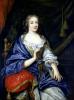 Portrait of Francoise-Louise de la Baume le Blanc by Jean Nocret