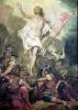 Study for the Resurrection by Nicolas Bertin