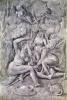 The Witches' Sabbath c.1515 by Hans Baldung Grien
