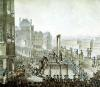 The Execution of Georges Cadoudal and his Accomplices 1804 by Armand de Polignac
