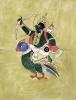 Kama God of Love by Indian School