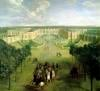 View of the Grand Trianon 1722 by Pierre-Denis Martin