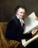 Portrait of Dominique Vivant Baron Denon 1808 by Robert Lefevre