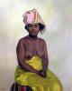 African Woman 1910 by Felix Vallotton
