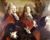 Portrait of Alderman Hugues Desnots and Alderman Bouhet by Nicholas de Largilliere