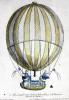 The Balloon of Jacques Charles and Nicholas Robert by French School