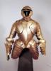 Suit of armour belong to Charles de Lorraine by French School