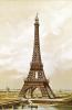 The Eiffel Tower 1889 by French School