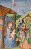 Adoration of the Magi by French School