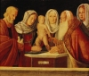 The Circumcision by Giovanni Bellini