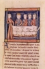 On the Eve of Pentecost...' from 'Livre de Messire Lancelot du Lac' by French School