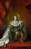 Louis XV 1723 by Alexis Simon Belle