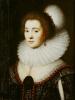 Amalia van Solms by Michiel Jansz Miereveld