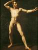 Study of a Man by Jean-Louis-André-Théodore Géricault