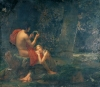 Daphnis and Chloe 1824 by Baron Francois Pascal Simon Gerard