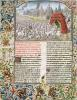 Battle of Nicopolis 1472 by French School