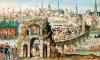 The Royal Entry Festival of Henri II into Rouen 1550 by French School