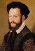 Portrait of a Man with Brown Hair c.1560 by Corneille de Lyon