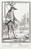 The Village Peasant Born to Suffer c.1780 by Nicolas Guerard