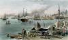 Port of New Orleans by Alfred R. Waud