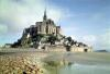 Mont Saint-Michel by French School
