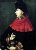 John the Fearless Duke of Burgundy by French School