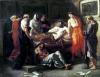 Study for The Death of Marcus Aurelius by Ferdinand Victor Eugene Delacroix