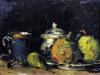 Still Life c.1865 by Paul Cezanne