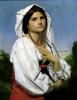 Therese by Adolphe William Bouguereau