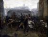 The Spy Episode of the Siege of Paris 1871 by Jean-Baptiste Carpeaux