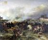 Battle of Montereau 1814 by Jean Charles Langlois