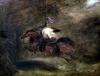 The Dead Go Quickly 1830 by Ary Scheffer