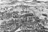 Protestants meeting in the open around Antwerp 1576 by Flemish School