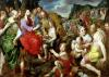 The Feeding of the Five Thousand by Ambrosius Francken the Elder