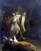 The Levite of Ephraim by Louis Charles Auguste Couder