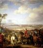 The Battle of Lawfeld 1747 by Pierre Lenfant
