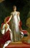 Portrait of Empress Marie Louise of France by Paulin Jean Baptiste Guerin