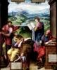 The Four Evangelists by French School