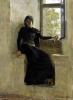 Waiting before 1905 by Jean Paul Laurens