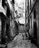 Rue du Haut Moulin from rue de Glatigny Paris 1858-78 by Charles Marville