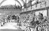 Louis XVI declaring war 1792 by French School