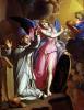 St. Bruno at Prayer 1671 by Adrien Sacquespee