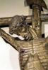 Crucifixion 1529 by German School