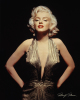 Marilyn Monroe (Gold) by Mini