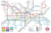 London Underground Map (2011) by Transport for London
